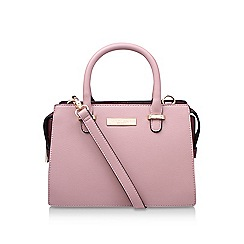 Carvela - Pink 'Holly Mini Bag Cross Body' bag