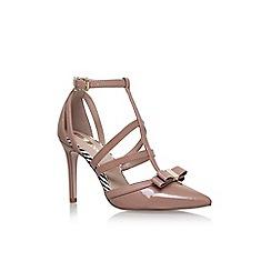 Miss KG - Natural 'Chyna' high heel sandals