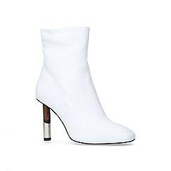 KG Kurt Geiger - Raven high heel ankle boots