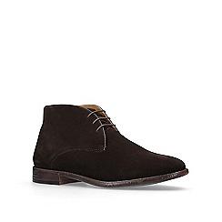 KG Kurt Geiger - Brown 'Marlow' desert boots