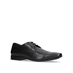 KG Kurt Geiger - Black 'Kilkeel' brogue shoes