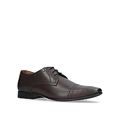 KG Kurt Geiger - Brown 'kilkeel' brogue shoes