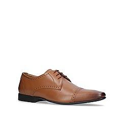 KG Kurt Geiger - Tan 'kilkeel' brogue shoes