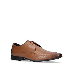 KG Kurt Geiger - Tan 'Kilwinning' lace up shoes