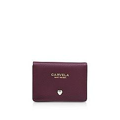 Carvela - Rocco heart cardholder'