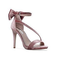 Miss KG - Pink 'Silvia' high heel sandals