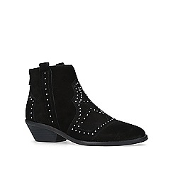 Vince Camuto - Tamera low heel ankle boots