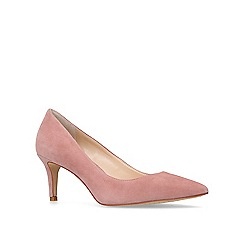 Vince Camuto - Pink 'Tanela' mid heel court shoes