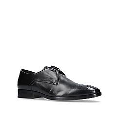 KG Kurt Geiger - Black 'Angus' lace up shoes