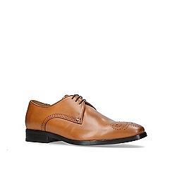 KG Kurt Geiger - Tan 'Angus' lace up shoes
