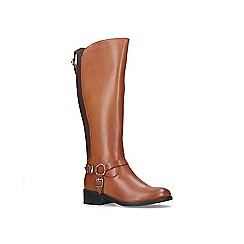 Carvela - Petra mid heel knee boots