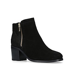 Carvela - Black 'Sabel' ankle boots