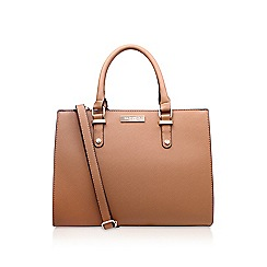 Carvela - Tan 'Race Structured Tote' tote bag