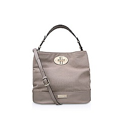 Carvela - Nude 'Nadia Slouch Lock Bag' shoulder bag