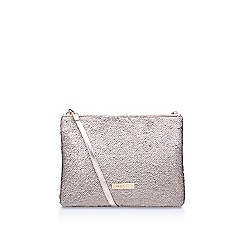 Carvela - Metallic 'Dash' across body bag
