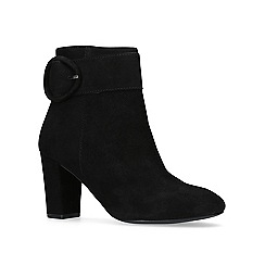 Carvela - Black 'Sunday' ankle boots