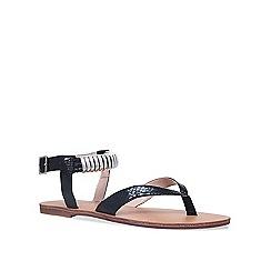 Carvela - Klip flat sandals