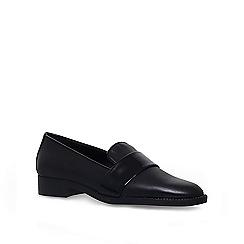 Carvela - Lavender flat slip on loafers