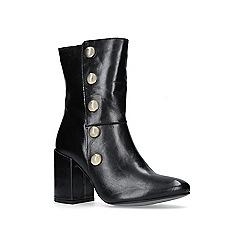 Carvela - Black 'Soldier' ankle boots