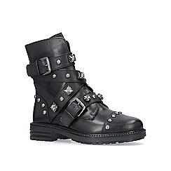 Carvela - Black 'Sander' flat ankle boots