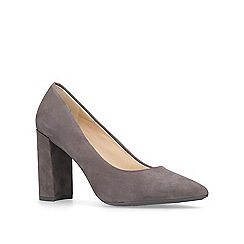 Nine West - Grey 'Astoria' court shoes