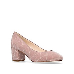 Nine West - Pink 'ceciley' court shoes