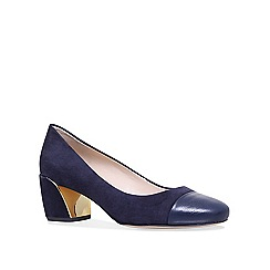 Nine West - Navy 'Jineya' court shoes