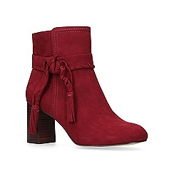 Nine West - Kalnera mid heel ankle boots