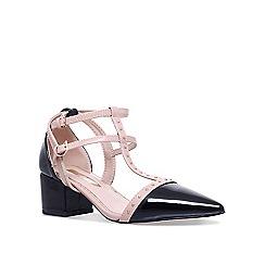 Miss KG - Black 'Averie' court shoes