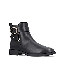 Miss KG - Black 'Trinny' ankle boots