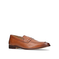 KG Kurt Geiger - Tan 'Newtown' loafers