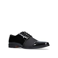 KG Kurt Geiger - Black 'Neston' lace up shoes