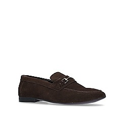 KG Kurt Geiger - Brown 'Melton2' loafers