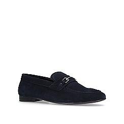 KG Kurt Geiger - Navy 'Melton2' loafers
