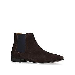 KG Kurt Geiger - Brown 'Harrogate2' chelsea boots