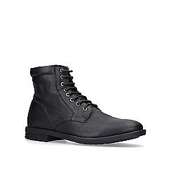 KG Kurt Geiger - Okehampton flat lace up boots