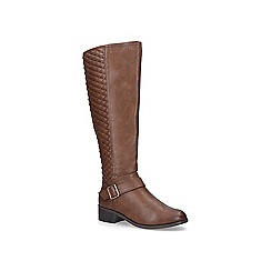 Miss KG - Hazel' flat knee boots