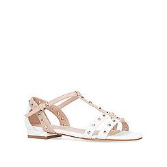 Carvela - Cream 'Soula' flat sandals