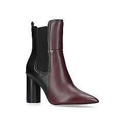 KG Kurt Geiger - 'Siren' high heel ankle boots