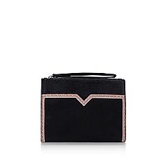 Miss KG - Black 'Hexa' purse