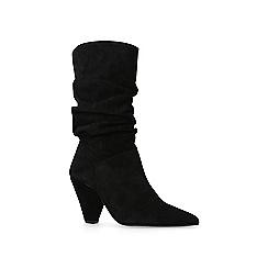Carvela - Scrunch' high heel calf boots