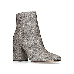 Vince Camuto - Bronze 'Destilly' high heel ankle boots