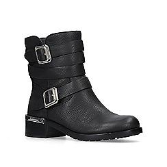 Vince Camuto - 'Webey' mid heel biker boots