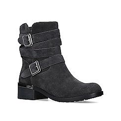 Vince Camuto - Webey' low heel biker boots