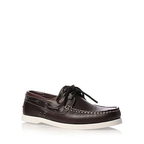 KG Kurt Geiger - Brown Sorrento Formal shoes