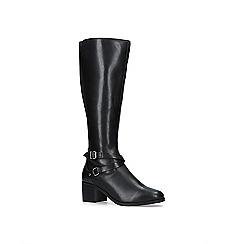 Nine West - 'Raleigh' mid heel knee boot