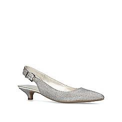Anne Klein - 'Expert' low heel slingback sandals