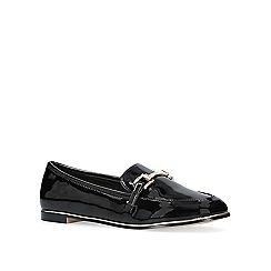 Carvela - Black 'Marlon' flat loafers