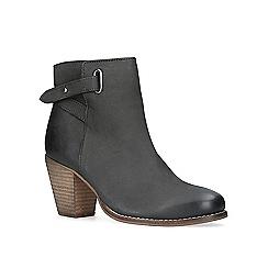 Carvela - Grey 'Smart' mid heel ankle boots