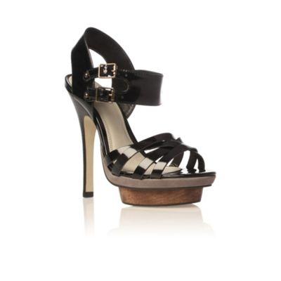 Black Kinetic High Heel shoes